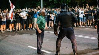 Předseda Strany evropské levice o protestech v&nbspBělorusku